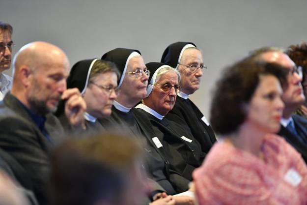 Die Schwestern aus dem Kloster Ingebohl waren bis 2000 im Bachtelen