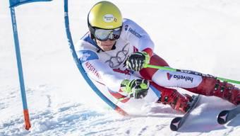 Semyel Bissig überraschte in Lech-Zürs mit Platz 5
