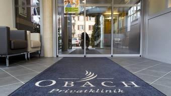 Die Belüftung auf dem Dach der Obach-Klinik störte Petra Märchy.