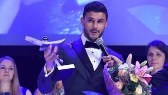 Loris Benito, der Aargauer Sportler des Jahres 2018.