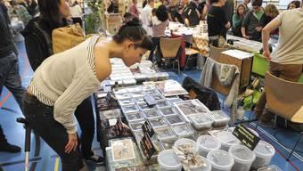 12. Baselbieter Reptilienbörse in Lausen