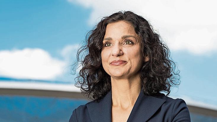 Neu in den Nationalrat gewählt: SP-Präsidentin Gabriela Suter.
