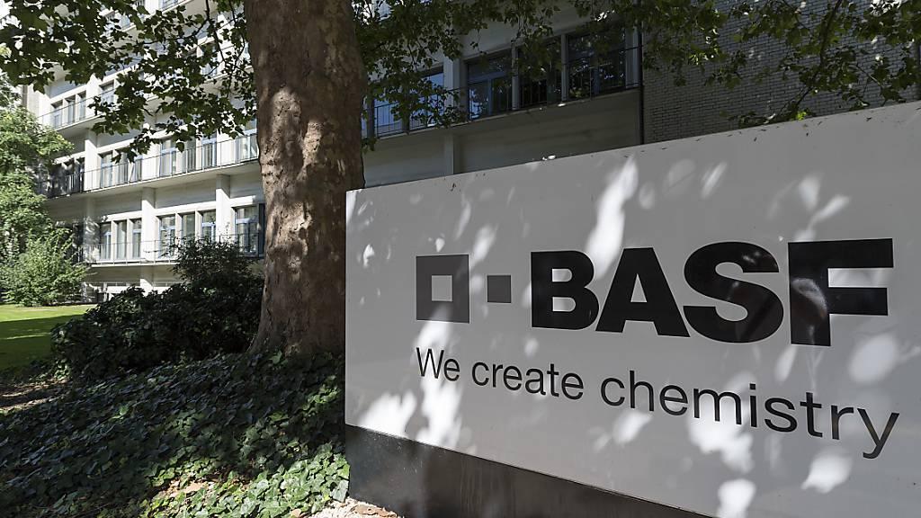 Der deutsche BASF-Konzern hat im dritten Quartal weniger verdient. (Archivbild)