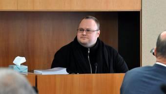 Rechtsstreit um seine Auslieferung ist um ein weiteres Urteil reicher: Neuseeland muss Kim Dotcom 53'000 Euro Schadenersatz zahlen. (Archivbild)