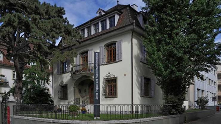 Das Trropeninstitut in Basel zügelt bald.