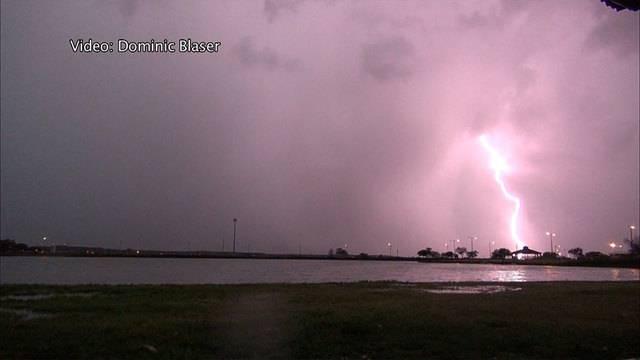 Storm-Chaser: Dominic Blaser jagt Stürme
