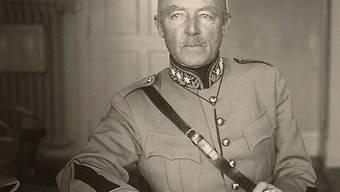 General Henri Guisan 1949