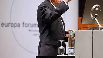 Bundespräsident Hans-Rudolf Merz