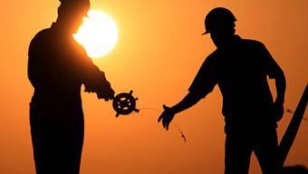 Mit den Geldern der aarabischen Golfstaaten sollen unter anderem Jobs in Bahrain und im Oman geschaffen werden