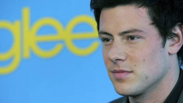 """Star in der Serie """"Glee"""": Verstorbener Schauspieler Cory Monteith"""