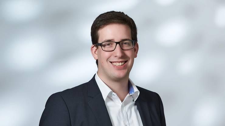 Patrick Huber:  «GAP zeigt auf, wo Geld effizient eingesetzt wird und wo nicht.»