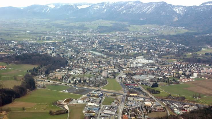 Fusionieren die beiden Gemeinden Solothurn und Zuchwil?
