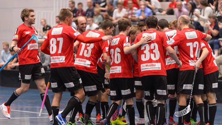 Unihockey Basel Regio findet zurück auf die Siegesstrasse.