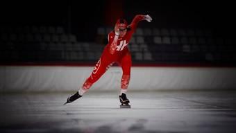 Ramona Härdi startet in dieser Saison erstmals im Weltcup.