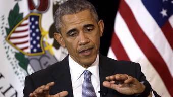 US-Präsident Obama im Interview des TV-Senders Fox News.