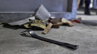 Die Einbrecher in Riehen verursachten einen hohen Sachschaden. (Symbolbild)