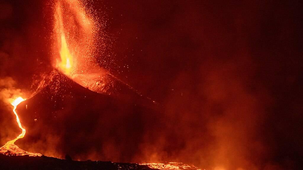Eine Woche Vulkanausbruch - Grosse Schäden und kein Ende in Sicht