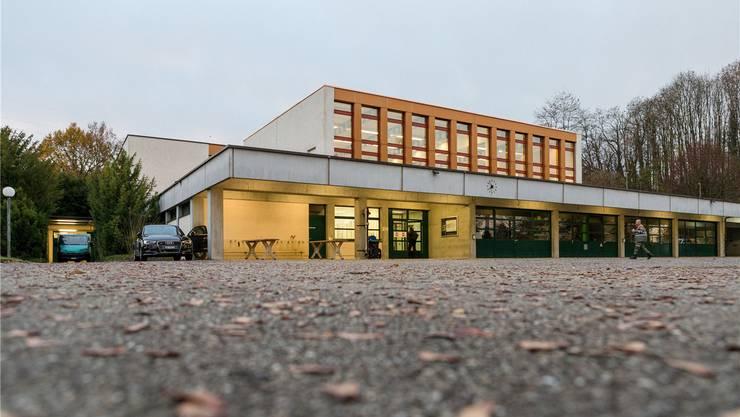 Das Zivilschutzausbildungszentrum in Eiken wurde 1983 eingeweiht.
