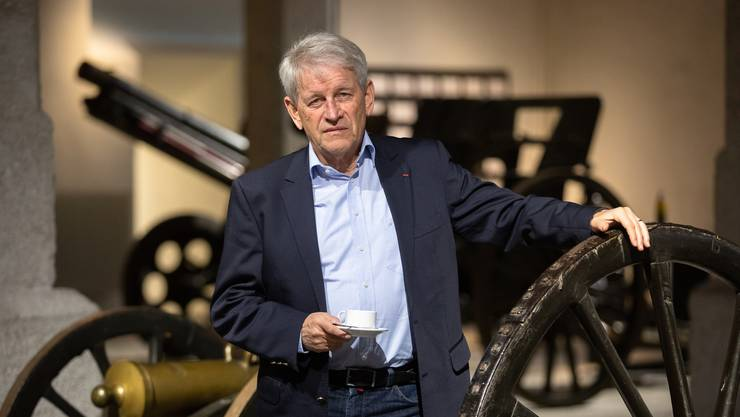 Oberst Peter Schneider ist seit 1.1.2019 Chefredaktor der Allgemeinen Schweizerischen Militärzeitschrift.