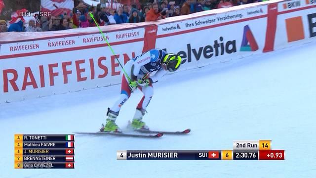 Schweizer verpassen Top 10
