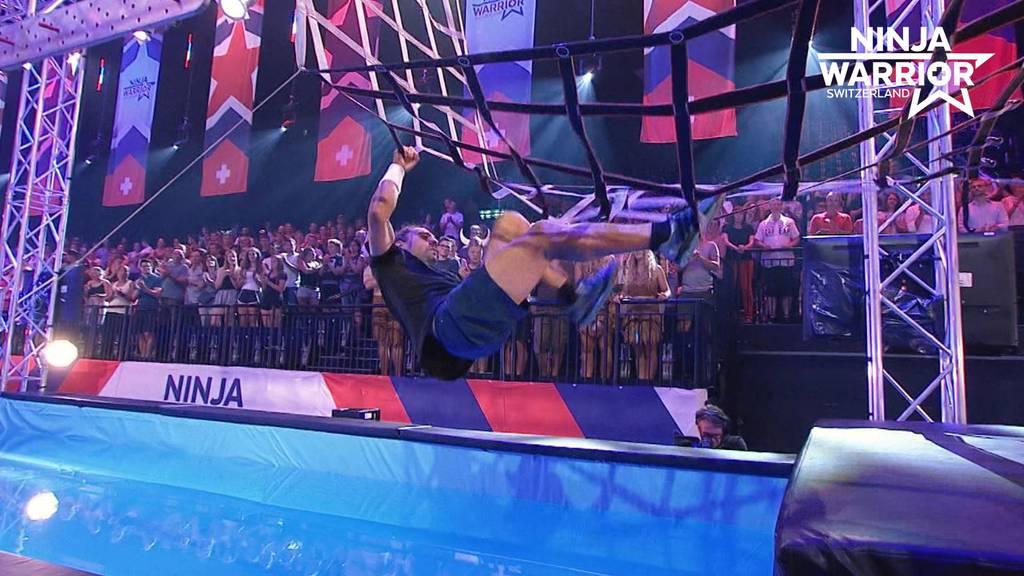 «Richtig geil gsi»: Limmattaler Ninja kommt ins Finale