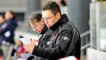 Der Plan ging auf: Zuchwil-Trainer Stefan Gerber kann sich freuen.Mülchi