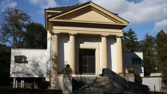 Das Krematorium Solothurn an der Herrengasse (Foto: Wolfgang Wagmann)