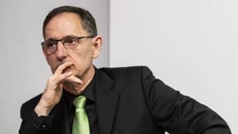 Sicherheitsdirektor Mario Fehr (SP).