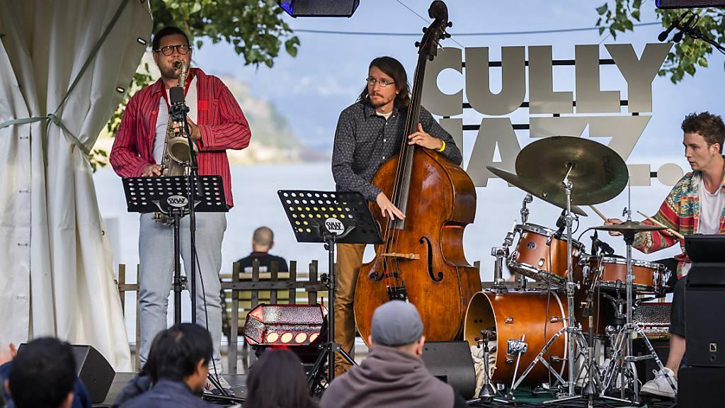 12'000 Gäste besuchen das Jazz Festival in Cully