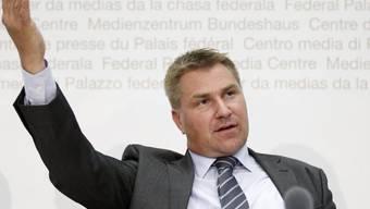Behält seine Immunität: SVP-Parteipräsident Brunner