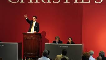 Auch ein Giacometti wurde versteigert (Symbolbild)