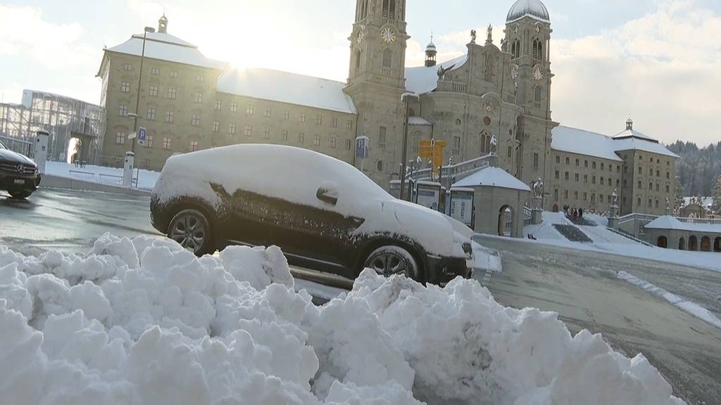 Winter-Comeback: Kaltfront bringt Temperatursturz in der Schweiz