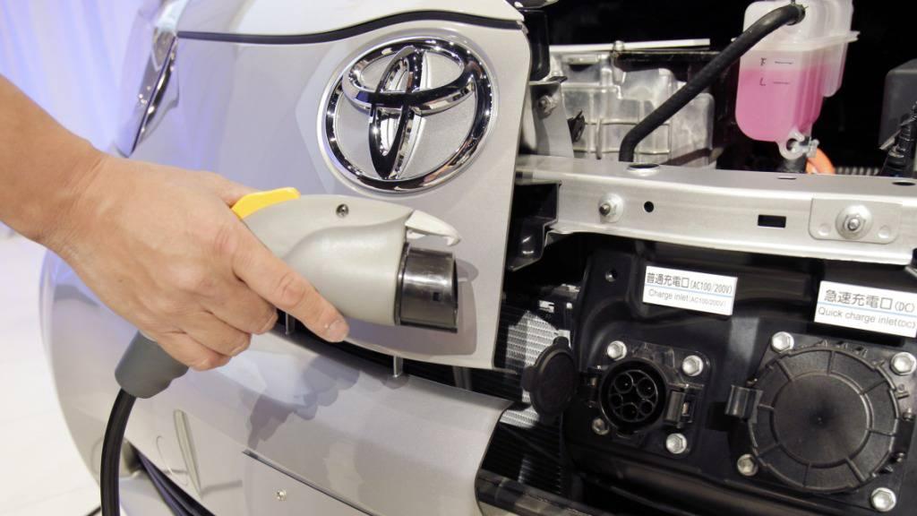 Toyota treibt Batterieforschung mit 13,5 Milliarden Dollar voran