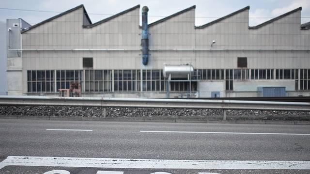 Die Mitarbeiter der Swissmetal haben bisher keine Löhne erhalten.