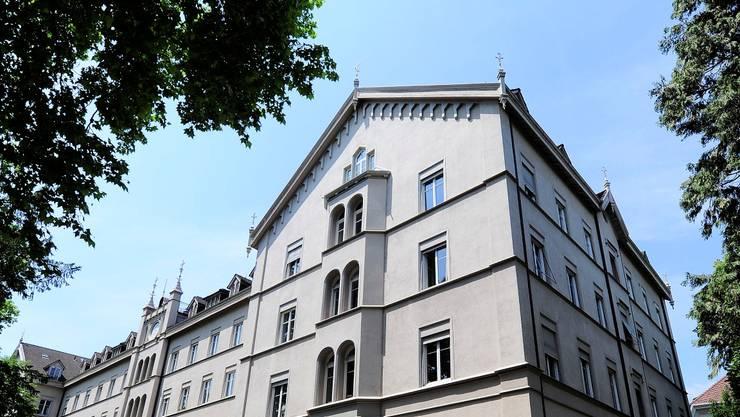 Eine Organisation in unruhigen Gewässern: Das Missionshaus der Mission 21 in Basel.  Kenneth Nars