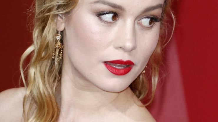 Ihre Freundinnen tragen ebenso klingende Namen wie sie selbst: Emma Stone und Jennifer Lawrence halfen Schauspielerin Brie Larson über bewegte Zeiten hinweg. (Archivbild)