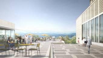 Kongresshaus Zürich Visualisierung