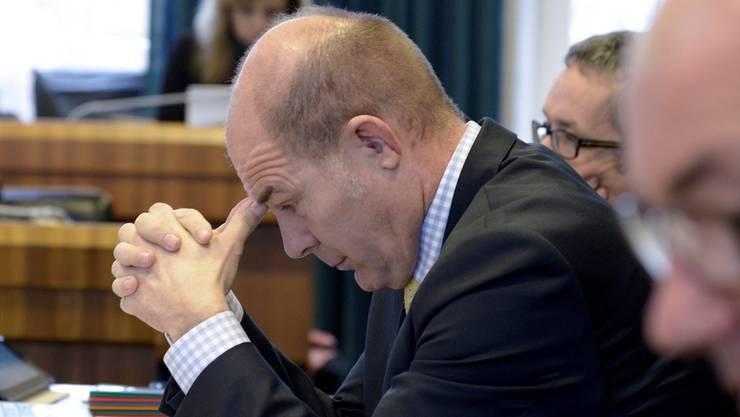 Wegen Rückstellungen an die Pensionskasse Baselland ist das Defizit, mit dem Finanzdirektor Anton Lauber rechnen muss, höher als budgetiert.
