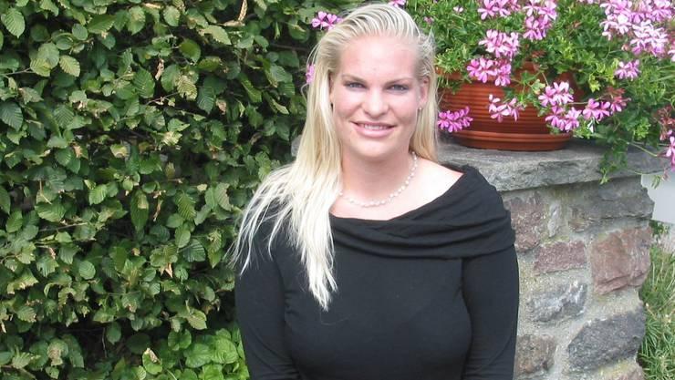 Hilfsbereit: Petra Kneubühl topmotiviert für das neue Projekt.