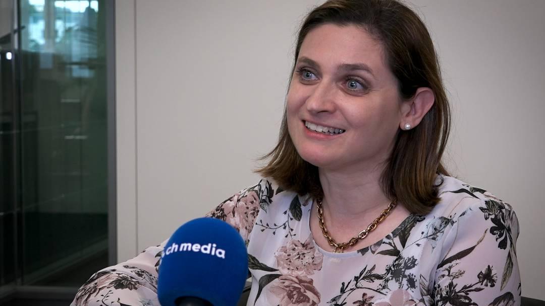 Entweder – oder? Mit Gianna Hablützel-Bürki, SVP-Ständeratskandidatin Basel-Stadt