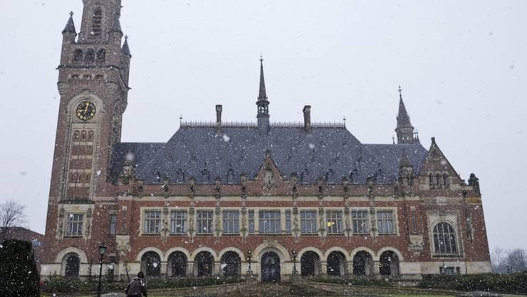 Die Marshall-Inseln streben vor dem UNO-Gericht in den Haag einen Prozess gegen die Atommächte Grossbritannien, Indien und Pakistan an.