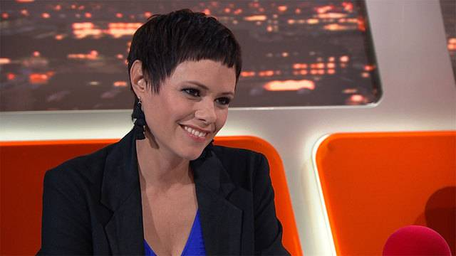 Francine Jordis Kampf gegen den Brustkrebs