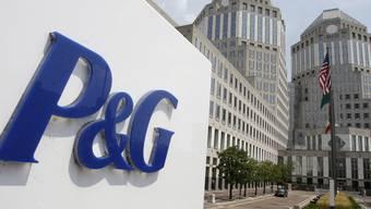Hauptsitz von Procter und Gamble in Cincinnati im US-Bundesstaat Ohio (Archiv)