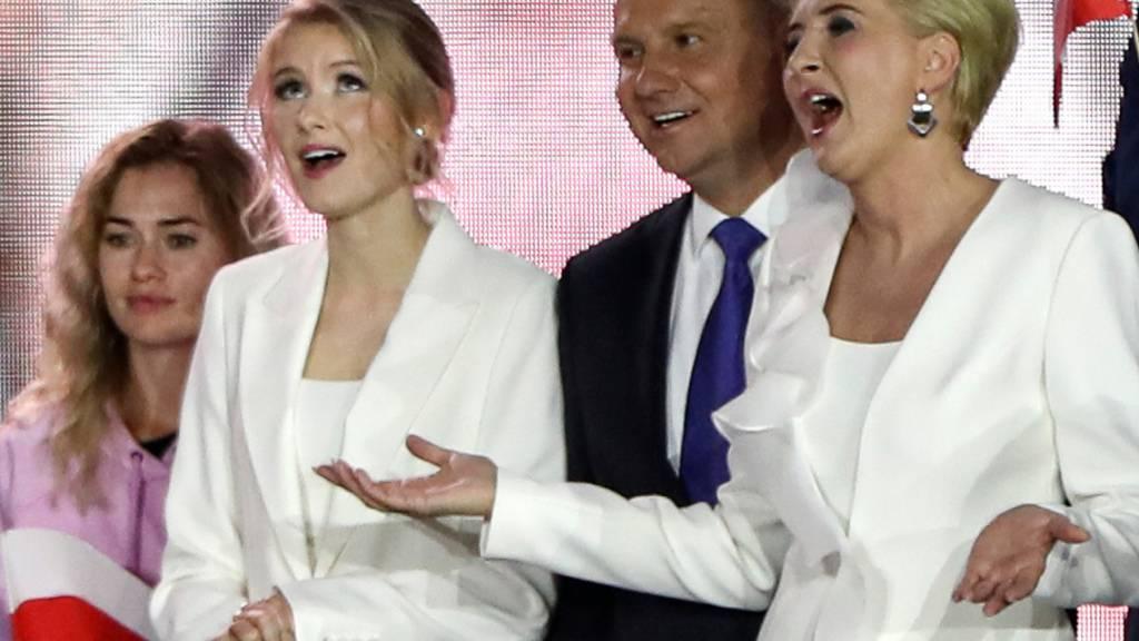 «Polens Ivanka» - Präsident Duda macht Tochter zu seiner Beraterin
