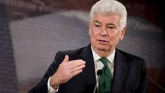 Der Vorsitzende des Bankenausschusses Chris Dodd (Archiv)