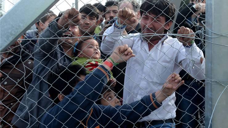 Dominik Weingartner: «Eine Lösung der weltweiten Migrationskrise sollte uns etwas wert sein.» (Archivbild)
