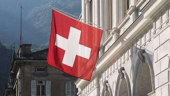Das Bundesstrafgericht in Bellinzona. (Archivbild)