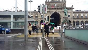 Der Gebäudekomplex in der nähe des Hauptbahnhofs soll nun ein Hotel werden. (Themenbild)