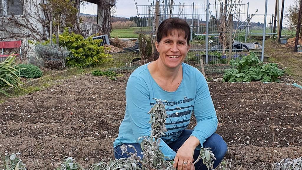 Jeannette Burri-Arnold aus Hochdorf