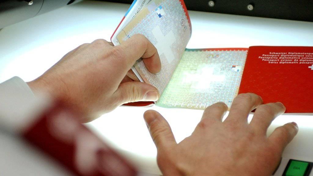 Die EU will im Schengenraum wieder systematische Grenzkontrollen durchführen. (Symbolbild)
